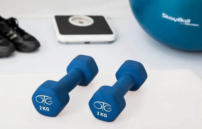 alat olahraga gym di rumah