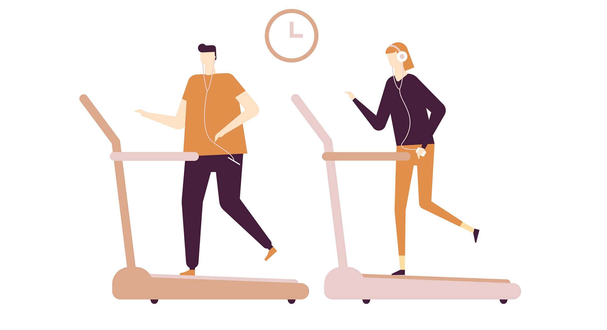 manfaat treadmill