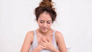cara mengatasi sesak nafas saat hamil